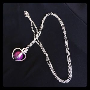 Jewelry - Bola ball pregnancy chime pendant necklace